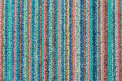 Close up door mat. Texture background Stock Photography