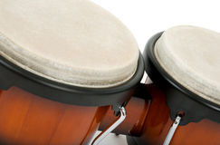 Close-up dos bongos fotos de stock