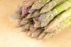 Close-up dos espargos Imagens de Stock Royalty Free