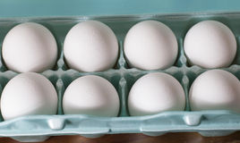 A Dozen Eggs royalty free stock photography