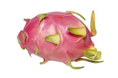Close-up of dragon fruit Royalty Free Stock Photos