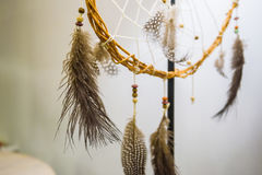 Close up dream catcher royalty free stock photos