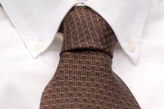 Close-up of a dress shirt and tie Stock Photos
