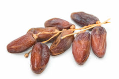 Close up of dried dates Stock Photos