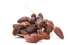 Close up of dried dates Stock Image