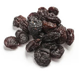 Close up on a Dried Grapes Stock Image