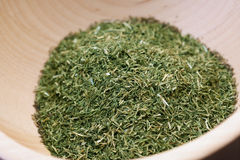 Close up of dried thyme Royalty Free Stock Photo