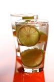 Close up of drink- studio shot Stock Image
