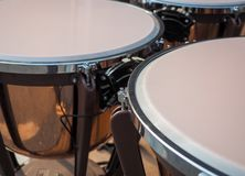 close up drum Royalty Free Stock Images