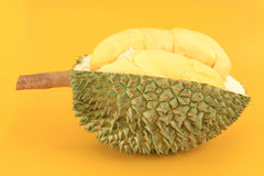 Close up of durian Stock Photo