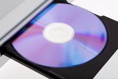 Close up of a DVD player Stock Photos
