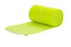 Close up elastic bandage Stock Image