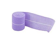 Close up elastic bandage Royalty Free Stock Image