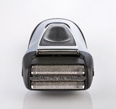 Close up on a electric head shaver Royalty Free Stock Photography