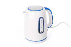 Close-up of an electric kettle Royalty Free Stock Photos