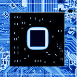 Close up of Electronic Circuits in Technology on   Mainboard background Main board,cpu motherboard,logic board,system board or mo. Close up of Electronic Royalty Free Stock Photos