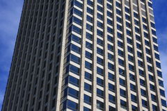 Close up of 201 Elizabeth Street Sydney office building Stock Photo