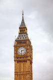 Close up of the Elizabeth Tower Stock Photography