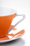 Close up of empty cup Stock Photography