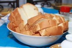 Close up of English bread Royalty Free Stock Photos