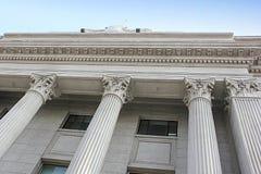 Close-up of European Building Stock Photo