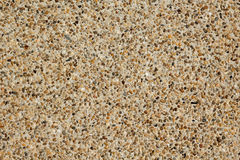 Close up of an exposed aggregate concrete finish. Floor with natural stone particles. Washed concrete texture background Stock Photos