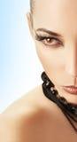 Close-up eye Stock Image
