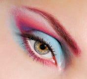 Close-up of eye Royalty Free Stock Image