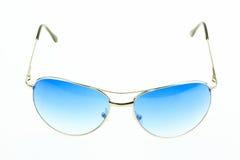 Close up of eye glasses isolated on white background Stock Image