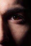 Close up of eyes Royalty Free Stock Photo