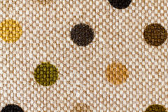 Close-up of fabric background texture Royalty Free Stock Photos