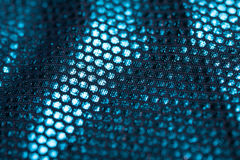 Close-up fabric. covered with reflective dots that give the image its glitter. Royalty Free Stock Photos