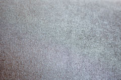 Close up fabric sofa background Royalty Free Stock Photos