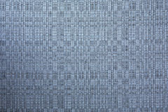 Close up of fabric textile texture Royalty Free Stock Images