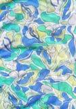 Close up fabric textile texture Royalty Free Stock Photos