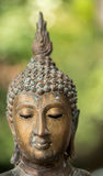 Close up face of  Buddha. Stock Images