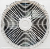 Close up fan electronic air condition Stock Photography