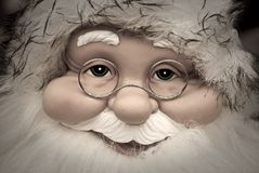Close-up Father Christmas Stock Photo
