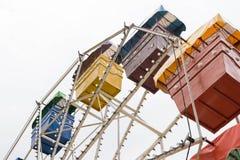 Close-up Ferris wheel Stock Photos