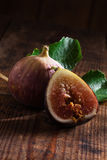 Close up figs Royalty Free Stock Photos