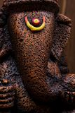 Close-up of a figurine of Lord Ganesha stock photos