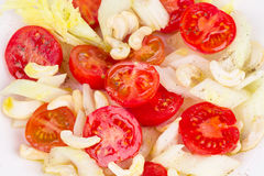 Close up of fitness salad. Royalty Free Stock Photo