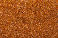 Close up flaxseed linseed brown red food background texture Stock Photo