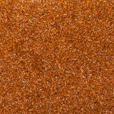 Close up flaxseed linseed brown red food background texture Stock Image