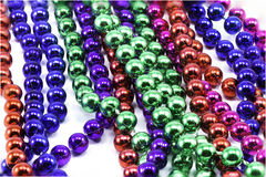 Party Beads Stock Images