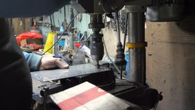 Drilling in stainless steel