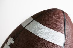 Close-Up Of A Football Stock Image