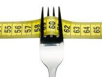 Diet eating stock image