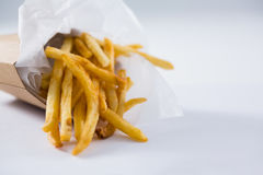 Close up of french fries Stock Image