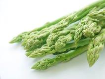 Close up of fresh asparagus Royalty Free Stock Photos
